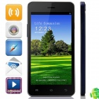 "Haipainoble X3sW MTK6589 Quad-Core Android 4.2.2 WCDMA Phone w/ 5.0"", OTG, GPS - Dark Blue + Black"