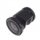 3-in-1 Macro + Wide Angle + Fisheye Lens for IPHONE 5 / 5S - Black