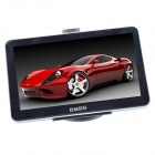 "DMDG X10 7"" Touch Screen Windows CE 6.0 GPS Navigator w/ FM / Mini USB / Text Reader / Games"