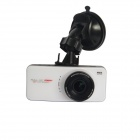 "TENYING H.264 2.7"" TFT 5.0 MP CMOS 168 Wide Angle Car DVR w/ G-Sensor / GPS IN / AV-OUT / HDMI"