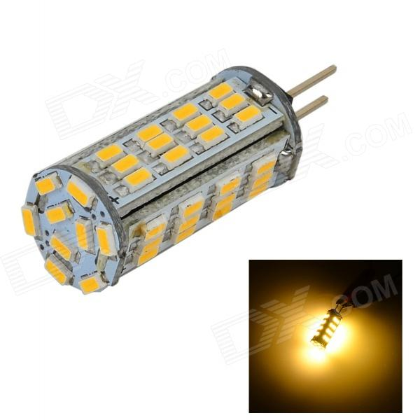 5W 150lm 3000K 57-LED Warm White Light Bulb (AC 12~16V)