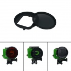DL 58mm High Precision CNC Aluminum Housing Converter +Under Sun Color-Correction for GoPro Hero 3