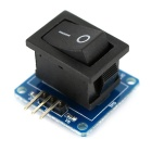 2-Mode Rocker Button Switch Module for Arduino
