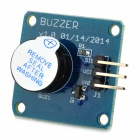 Active High Level Buzzer Alarm / Speaker Buzzer Module (Works with Official Arduino Boards)