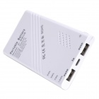 "LSON Universal Dual USB 5V ""8800mAh"" Li-ion Polymer Battery Power Bank - Hvit + Rosa + Svart"