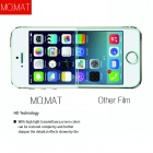 MO.MAT  E-Touch MAT006 0.3mm+2.5d Tempered Glass Screen Protector Film for IPHONE 5 / 5S / 5C