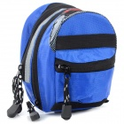 Boodun Bd-b03 Bicycle Bike Oxford Cloth Saddle Bag - Blue