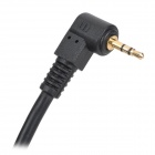GODOX RC-C1 Wired Shutter Cable for Canon 60D 550D 1000D 500D 450D 600D K-7 K20D - Black