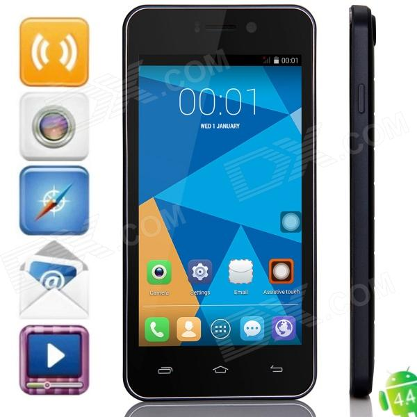DOOGEE VALENCIA DG800 Quad-Core Android 4.4.2 Phone w/ 4.5 IPS, Back Touch, GPS, OTA велосипед stinger valencia 2017