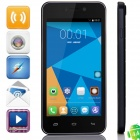 "DOOGEE VALENCIA DG800 Quad-Core Android 4.4.2 Phone w/ 4.5"" IPS, Back Touch, GPS, OTA"