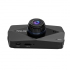 "Sunty A86S Full HD 1080P 2.7"" LCD Car Dash Wide Angle DVR Camera Recorder w/ G-sensor - Black"
