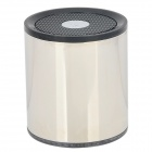 EWA A1021 Handsfree Bluetooth V2.1 Mini Speaker w/ TF / Mini USB / Mic. - Pearl Black