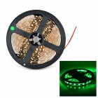 ZDM ZDM-3528-60DG33 48W 400lm 300-3528 SMD LED Green Light LED Strip - White (DC12V / 5m)