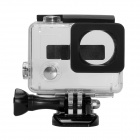 Side Open Housing Protective Case for GoPro Hero 3+, 3 - Black