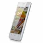 "HUAWEI Y320 WCDMA Android 2.3.6 Dual-core Bar Phone w/ 4.0"" Screen and Wi-Fi - White + Silver"