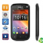 "Coolpad 8070D Android 4.0 GSM Dual-Core Smart Phone w / 4.0 "", Wi-Fi, 3.0MP-und Dual-SIM - Schwarz"