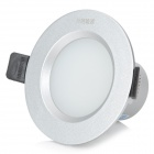 Zhouming HTD747 3W 200lm 6500K 8-SMD 5630 LED White Light Ceiling / Down Lamp (AC 220~240V)