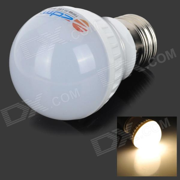 ZDM E27 2W 150lm 3500K 9-SMD 2835 LED Warm White Light Bulb (AC 220~240V)