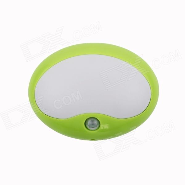 4.5W 40lm 3000K 5-LED Warm White Light Sensing + Human Body Multifunction Sensing Lamp - (3 x AAA)