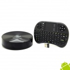 Ideastar S82 4K Quad-Core Android 4.4.2 Google TV Player w/ 2GB RAM, 8GB ROM, Mini Keyboard, XBMC