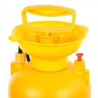CZK CZK-j308 Plastic Manual Car Washing / Cleaning Tool - Yellow