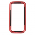 AMT-SJG-014-1 Protective Aluminum Alloy Bumper Frame for Samsung Galaxy S III - Red