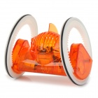 Controle Remoto Shaftless Correndo Roda Toy - Orange