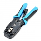 ZAP TL-200AR High-carbon Steel Wire Cutting / Stripping / Crimping Tool - Black + Blue