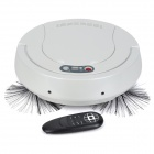 RKK TRV11 25W Smart Rechargeable Sweeping Mopping Robotic Vacuum Cleaner - White (14.4V)