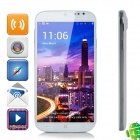 "KINGZONE S1 Android 4.2.2 Quad-core WCDMA Bar Phone w/ 5.0"" Screen, GPS and Wi-Fi - White"