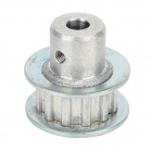 042201 3D Printer Stepper Motor Synchronous Wheel - Silver