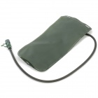 HARLEM HL1087 Outdoor Sports TPU Backpack Water Bag - Dark Green (2L)