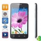 "G2 Android 4.2 Dual-core WCDMA Bar Phone w/ 4.3"" Screen, Wi-Fi and GPS - Black"