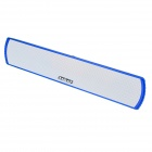 V30 Portable 6W Bluetooth V3.0 Speaker / Music Player w/ TF / Micro USB / 3.5mm - White + Blue