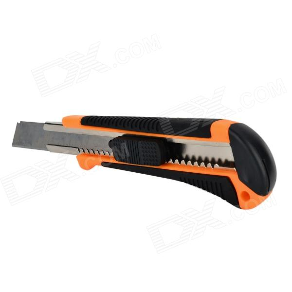 MG-02 Professional Art Knife - Orange + Black