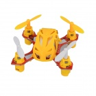 WLtoys V272BNF 2.4GHz Wireless Control 4-CH R/C Aircraft w/ 6-Axis Gyro - Yellow