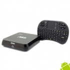 Jesurun M8 4K Quad-Core Android 4.4.2 Google TV Player w/ 2GB RAM, 8GB ROM, Mini Keyboard, EU Plug