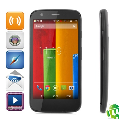 Motorola Moto G Android 4.4 Quad-core WCDMA Bar Phone w/ 4.5