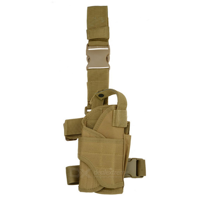 5002 Outdoor War Game Military Gun Pistol Holster - Tan