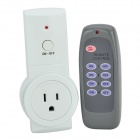 Tai Shen TS-868 US-Plug Socket + Remote Controller Set for Household Electric Appliances (120V)