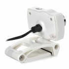 ONTOP M3 USB 2.0 Wired 8.0MP Webcam w/ Microphone - White