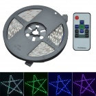 505060RFMINI 72W 12V 300-SMD 5050 LED RGB Decoration Strip Kit (12V / 5m)