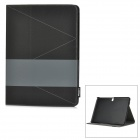 ROCK 663406 Flip-open PC + PU + Microfiber Fall w / Auto-Sleep für Samsung Galaxy Tab 10.1 Pro