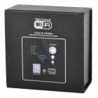 LS86-301 Wall-mounted USB Powered WiFi Router - Black