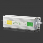 W-36W-12V3A 12V 3A 36W Water Resistant Power Supply for LED Strip / CCTV Camera - Silver