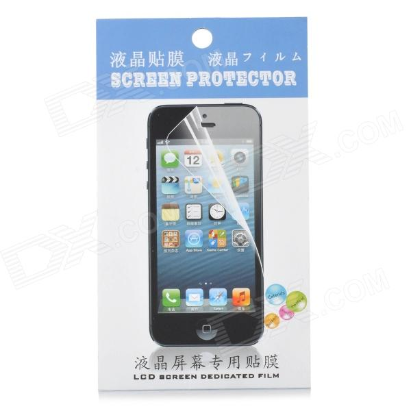 Protective Clear PET Screen Guard Film for HTC 601 - Transparent