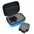 TELESIN Protective EVA Camera Storage Bag for GoPro HD Hero3+ / HERO 3 / HERO 2 - Blue