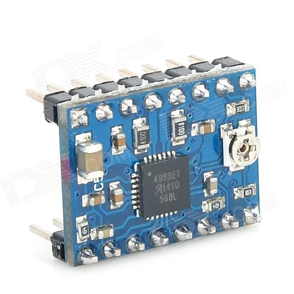 A4988 Reprap 3D Printer Stepper Motor Driver Board for Arduino - Deep Blue
