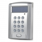 "LJL-3 Smart 2.4"" LCD Attendance System Access Controller - Silvery White"