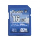 MICROCODE Class 10 SD Memory Card - Blue (16GB)